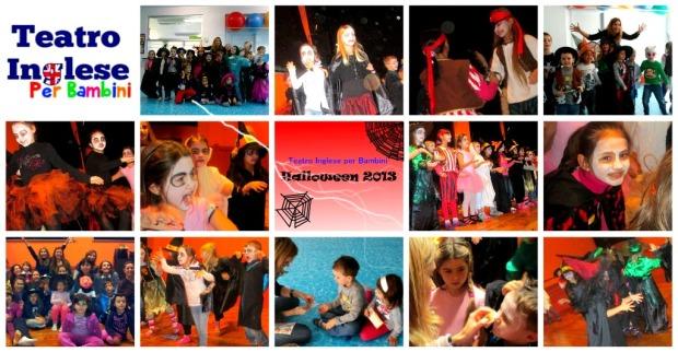 Halloween Show 2013 Corsi di Inglese per Bambini Teatro Puccini Firenze